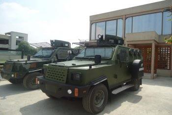 ADOS, Armoured Solution